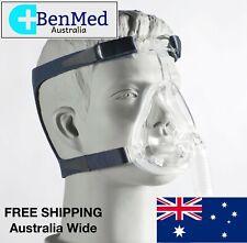 *BRAND NEW* DeVilbiss CPAP Full Face Mask and Headgear for Sleep Apnea