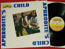 Aphrodite's Child - LP (mint-) Same / Super Star - Made in Italy FOC mit Booklet