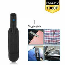 1080P Pocket Clip Hidden Spy Camera with Built in DVR