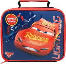 CARS LIGHTNING MCQUEEN LUNCH BAG CAR LUNCH BAG LUNCHBAG BOYS LUNCH BAG
