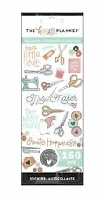 Happy Planner New Release Miss Maker 8 Sticker Sheets Pack Book