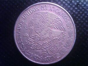 MEXICO   1  PESO   1971     JUL20