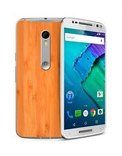 Moto X Style 32GB Bamboo + 16GB micro SD card  FREE P&P in UK and UE