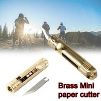 Tragbare Mini Folding Retractable Demolition Taschenmesser Outdoor Survival Tool