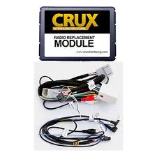 Crux swrfd60 FORD / LINCOLN & MERCURE 2005-2014 radio de rechange