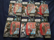 Star Wars Rouge One action figures Lot Of 6 Bodhi Andor Jyn Imwe Rey Leia NEW