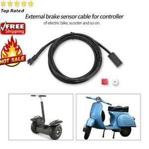 Electric Bike Sensor Hydraulic Brake Lever Power Cut Off Throttle Switch Cable