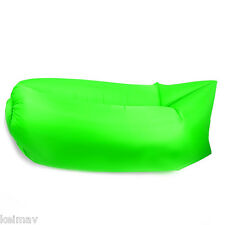 Inflatable Ploppy Air Bed Sleeping Bag