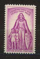 ESTADOS UNIDOS/USA 1957 MNH SC.1087 Polio issue