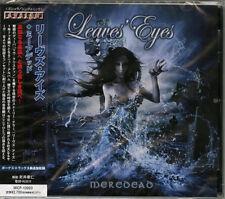LEAVES' EYES-MEREDEAD-JAPAN CD BONUS TRACK F75