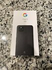 Google Pixel 5 Retail Box All NEW OEM Charger and Cable IN Box BLACK OR GREEN