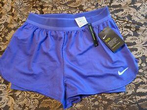 Nike Court Flex Women's Tennis Shorts CI9378-554 MEDIUM SIZE