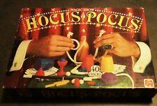 Boite de jeux de MAGIE  HOCUS POCUS-  Doos met MAGIC-spellen