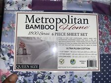 bamboo sheets King/queen