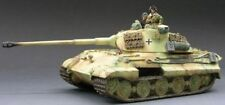 KING & COUNTRY WW2 GERMAN ARMY WS067 KING TIGER TANK SET NORMANDY MIB
