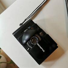Mint Olympus XA Compact 35mm film Rangefinder Camera Tested (read description)