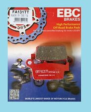 EBC FA131TT Carbon Rear Brake Pads for Gas Gas Pampera 125 400 & 450 2005-08