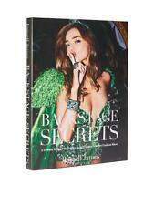 VICTORIA'S SECRET NEW!! BACKSTAGE SECRETS BY RUSSEL JAMES FASHION SHOW BOOK SEXY