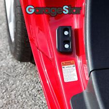 Fiat 124 Par De Delrin puerta arbustos por garaje Star 910-800