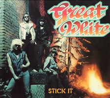 Great White - Stick It ( AUDIO CD in JEWEL CASE )