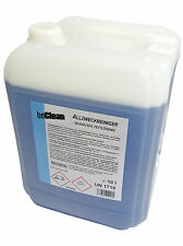 Allzweckreiniger alkalisch beClean fresh blue 2x10 l Reiniger Boden Maschine
