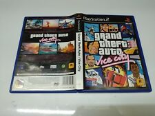 Grand Theft Auto Vice City Playstation 2  PS2 PAL España Completo
