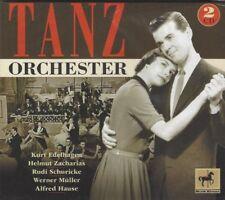 V/A Tanz Orchester - 2 CD Erwin Lehn, Werner Müller, Juan Llossas, Max Schönherr
