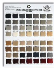 Automotive Universal Cloth Headliner Fabric 3/16