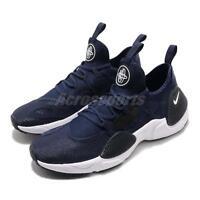 Nike Huarache E.D.G.E. Txt Navy White Black Men Running Shoes Sneaker AO1697-400