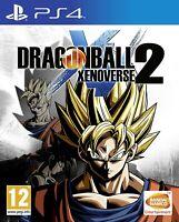 Dragon Ball Xenoverse 2 (PS4) Very Good Condition Playstation 4
