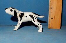 POINTER HUNTING   DOG   GLOSSY CERAMIC   FIGURINE  NICE QUALITY