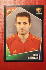 Panini EURO 2004 N. 79 ESPANA BARAJA  NEW With BLACK BACK TOPMINT!!