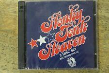 Escasa Sellado New-Honky Tonk Heaven Grabado Live At The Cowboy Palace Saloon CD