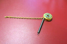 ATMOS CLOCK MOVEMENT PULLEY WITH CHAIN AND SPRING PARTS 528