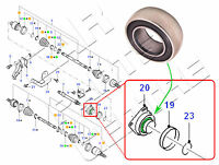 FOR FORD MONDEO MK3 B4Y 2.2 TDCi FRONT INTERMEDIATE DRIVE SHAFT BEARING 04-07