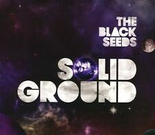 Solid Ground - Black Seeds (2009, CD NEUF)