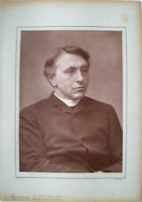 1890 BARRAUD WOODBURYTYPE PHOTOGRAPH CANNON KNOX_LITTLE