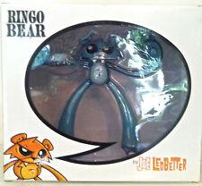 "RINGO 10"" JOE LEDBETTER POLAR ICE BLUE BEAR MY PLASTIC HEART LE 100 WHEATY WHEAT"