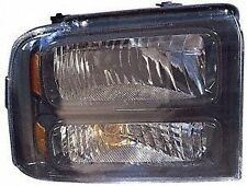 DEPO 3301128RAS2 Headlight Assembly Pair 2005-2007 Ford F-250 HARLEY DAVIDSON