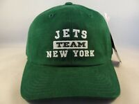 New York Jets NFL Vintage Strapback Hat Cap American Needle Green