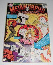 Metamorpho  # 1+2+6 ..VG-...3.5 grade--B...1965 comic books