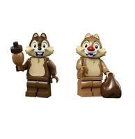 Chip & Dale Minifigures Disney Toy Compatible Custom Bundle Series 2