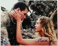 ESTELLA WARREN Signed 8x10 Photo #2 Planet of the Apes Auto w/ Beckett BAS COA