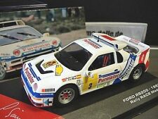 Ford rs 200 rs200 rally gr. B #3 sainz 1987 madrid rar Ixo Altaya 1:43