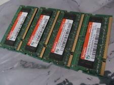 Lot 4 HYMP564S646-C4-AB Hynix 2GB (4x512MB) 2Rx16 PC2-4200S DDR2-533 SO-Dimm