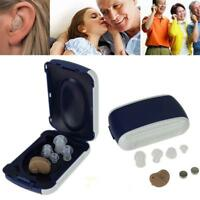 Mini In The Ear Invisible Best Sounds Amplifier Adjustable Tones Hearing Aids Jб