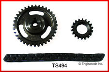 Engine Timing Set-OHV, Ford, 16 Valves ENGINETECH, INC. TS494