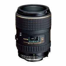 Brand New Tokina 100mm F2.8 Macro Lens for Nikon Actual Cost $389