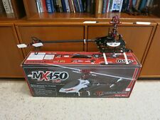 Heli-Max MX450 XS R/C Electric Helicopter HMXE0210 | Almost-Ready-To-Fly | OBO!