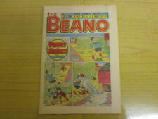 December 19th 1987, BEANO, Jenny Vosper, Gareth Lyons, Craig Evans, Sally Heaven